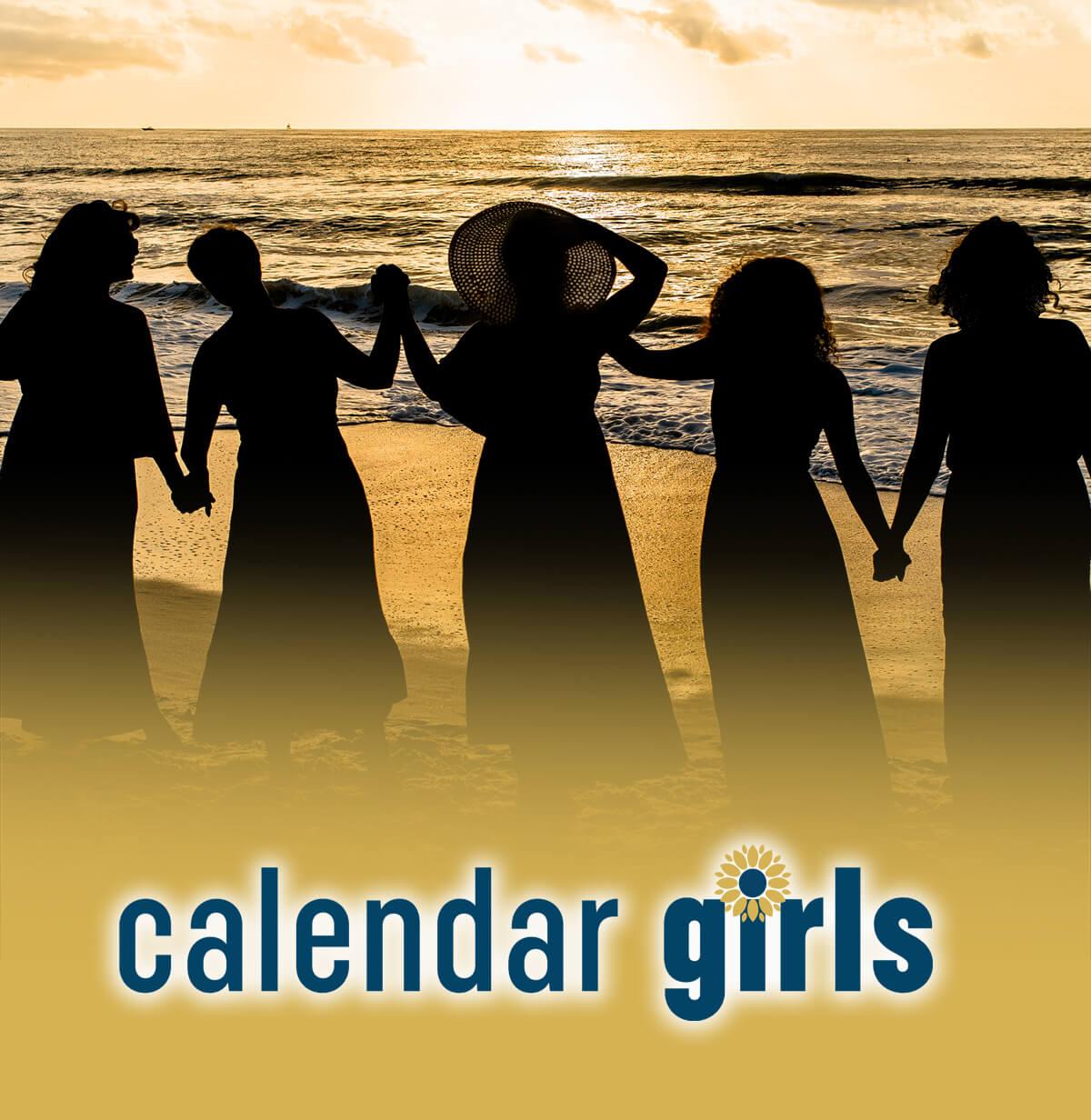 Calendar Girls Show Art