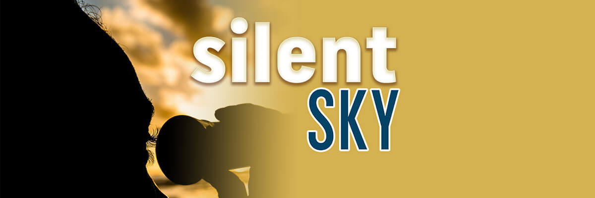 Silent Sky Show Banner