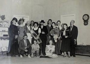 Naples Players First Production