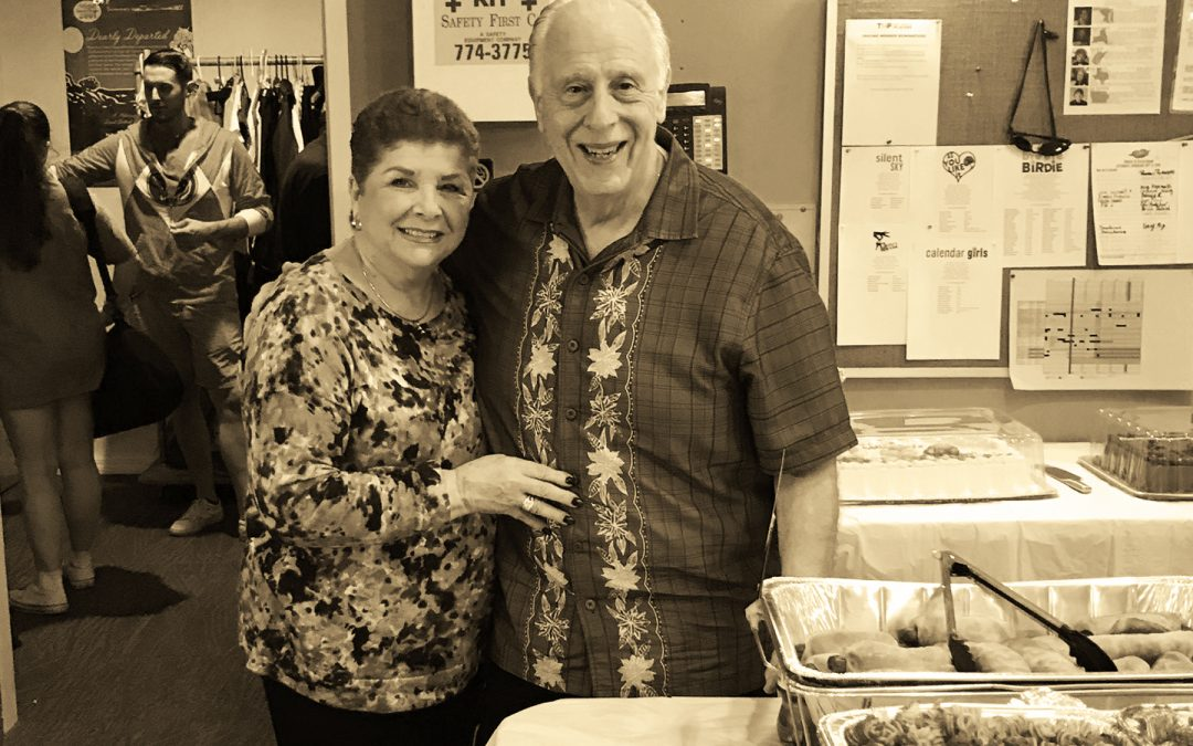 Volunteer Spotlight: Joseph and Isabella Loiacono
