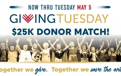 #GivingTuesday $25,000 Match