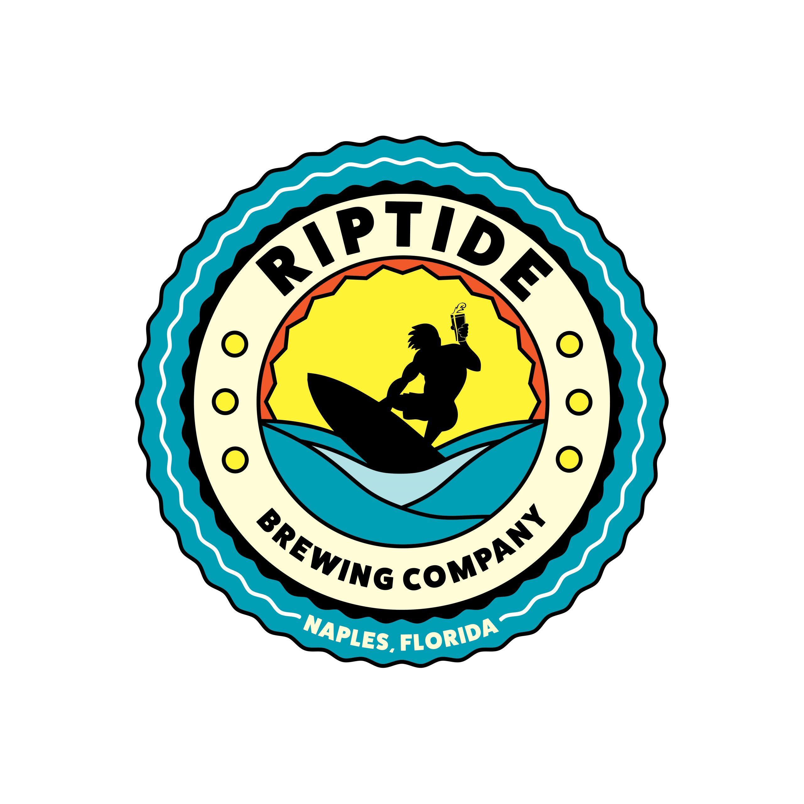 Riptide Brewing Logo