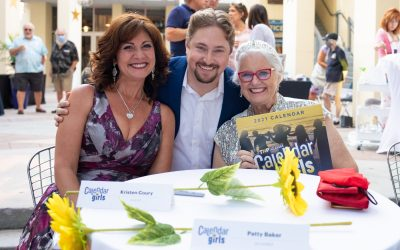 Collier's Calendar Girls Project Raises Over $100k
